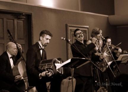 Alex Krebs Orchestra (Portland)